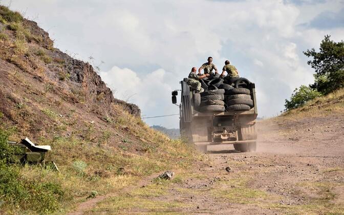 Нагорный Карабах. Иллюстративная фотография.