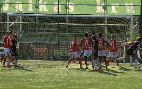 Nõmme Kalju FC - JK Narva Trans