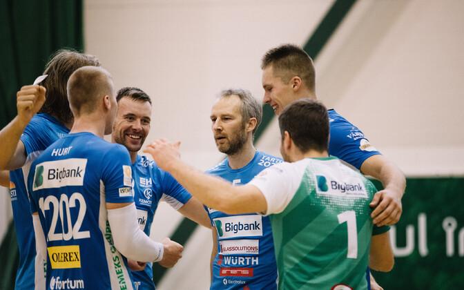Tartu Bigbanki võrkpallimeeskond