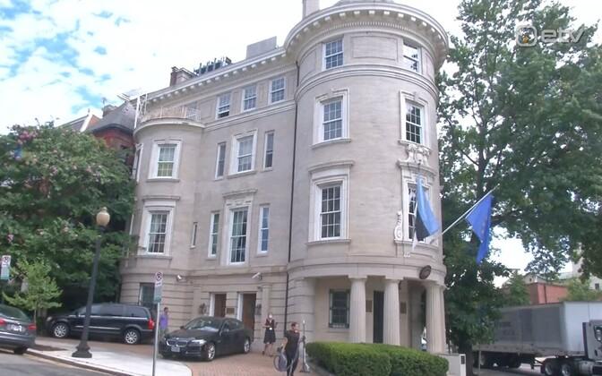 The Estonian Embassy in Washington, D.C.
