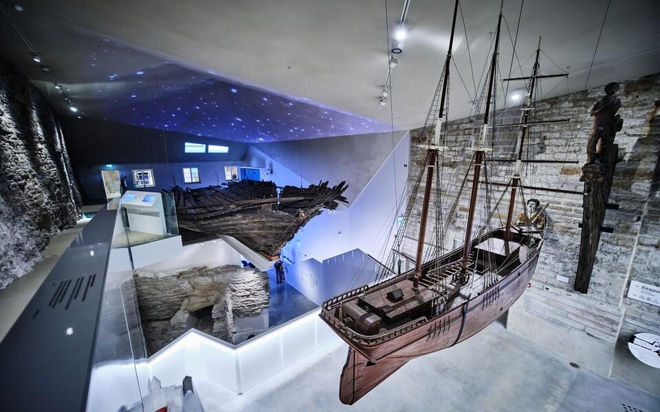 EAL-i arhitekti aastapreemia 2020 nominendid. Paks Margareeta muuseum-külastuskeskus.