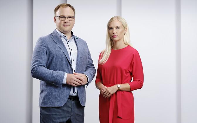 Liisu Lass ja Reimo Sildvee