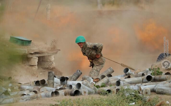 Армянский военный.
