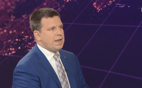 Jüri Ratas on Tuesday's