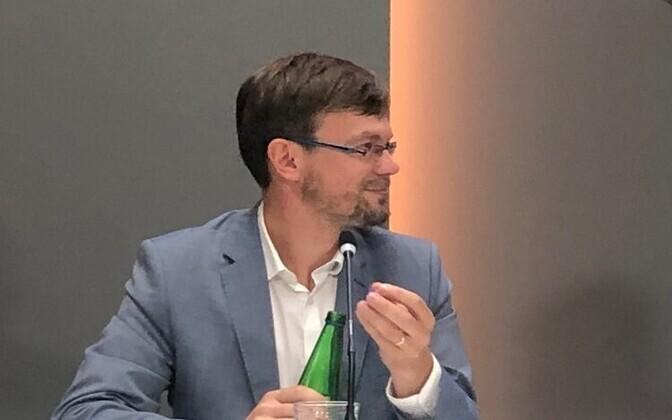 Прийт Лелло работает в городской канцелярии Таллинна с 2004 года.