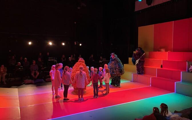 Paide teater alustab uut hooaega koguperelavastusega