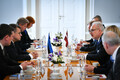 Minister of Foreign Affairs Urmas Reinsalu visits Latvia.