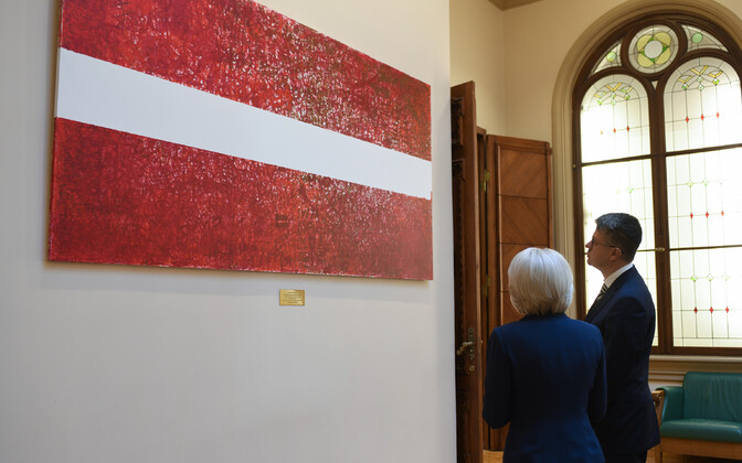 Minister of Foreign Affairs Urmas Reinsalu visits Latvia.
