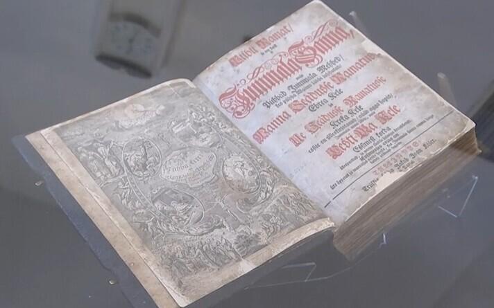 Esimene eestikeelne piibel.