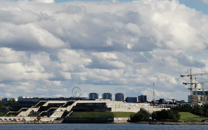 Таллинн не отказывается от планов реконструкции Горхолла.
