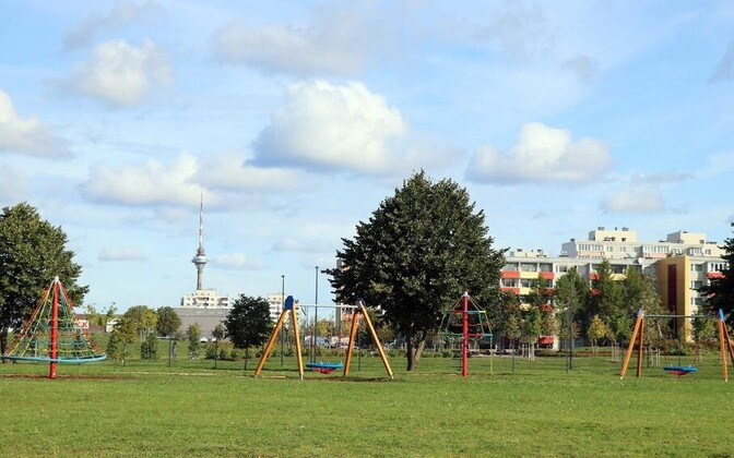 Тропа приключений гимназии Куристику.