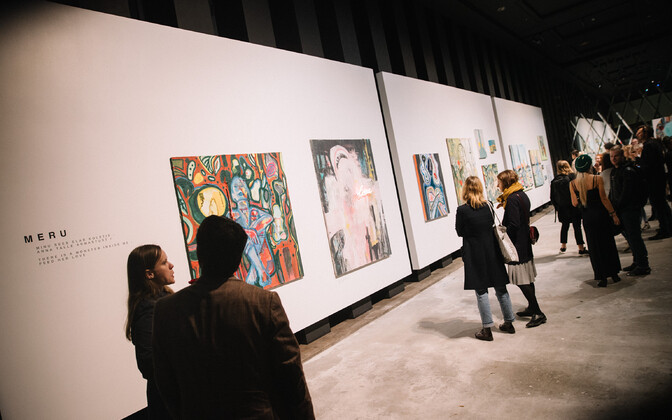 Выставка Мерилийс Ринне