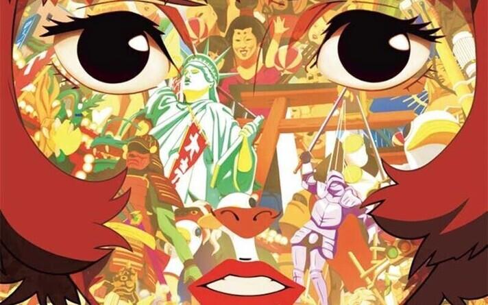 """Jaapani animafilm """"Paprika"""" on muuseas olnud ka Christopher Nolani filmi """"Algus"""" (""""Inception"""", 2010) inspireerija."""