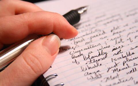 Aju oli traditsioonilisema kirjutusviisi juures palju aktiivsem kui tippimise puhul.