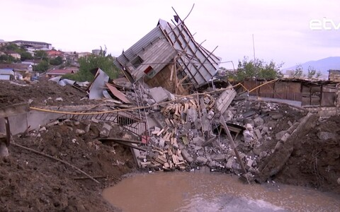 Война в Нагорном Карабахе.
