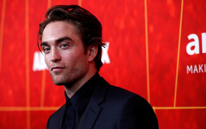 Batmani kehastab Robert Pattinson