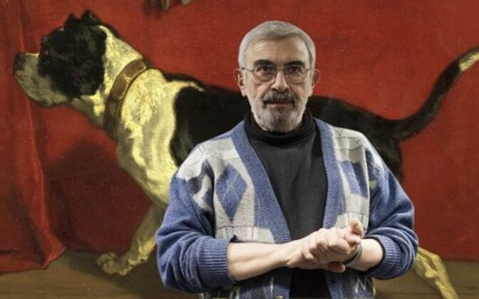 Зоолог Алексей Туровский.