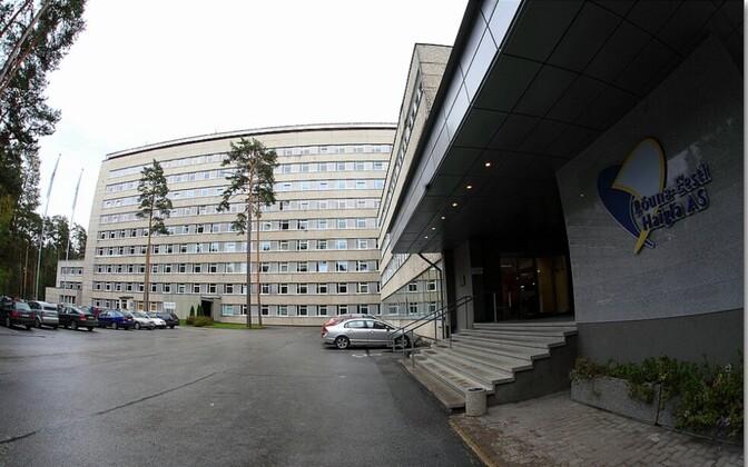 South Estonia Hospital in Võru.