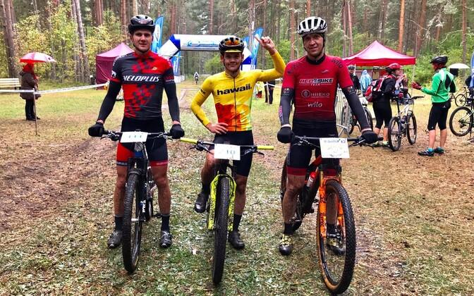 Gert Jõeäär, Gert Kivistik ja Henrik Kivilo