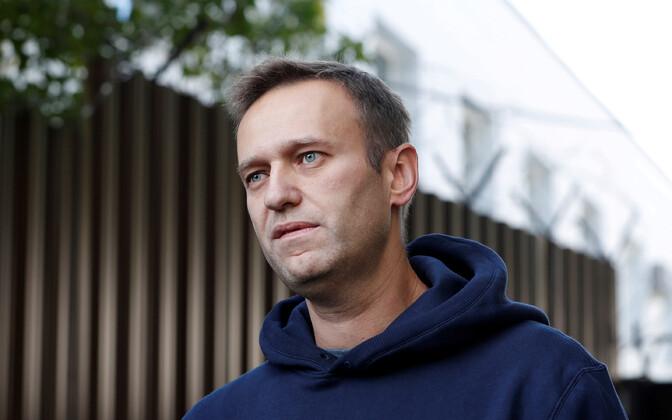 Aleksei Navalnõi.