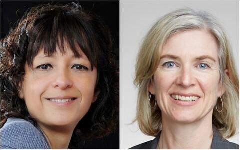 Nobeli auhinna keemias pälvisid Emmanuelle Charpentier ja Jennifer A. Doudna