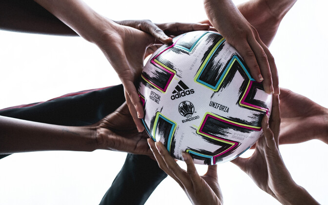 Euro 2020 ametlik pall