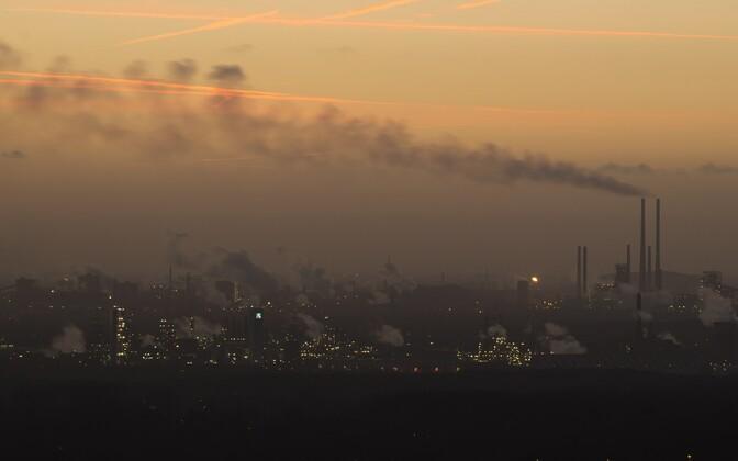Õhusaaste mõjutab nii meie kopse, südameid kui ka ajusid.