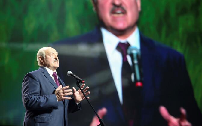 Aleksander Lukašenko.