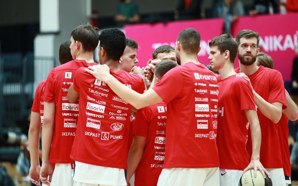 TalTechi korvpallimeeskond