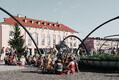 Selgusid kultuurkapitali arhitektuuripreemiate nominendid. Võru keskväljak.