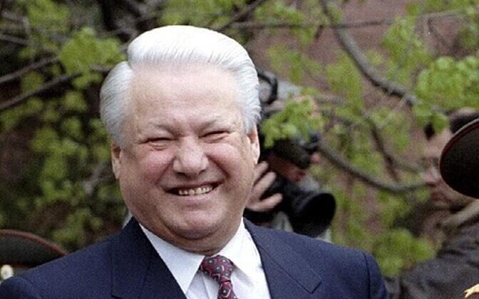Boriss Jeltsin