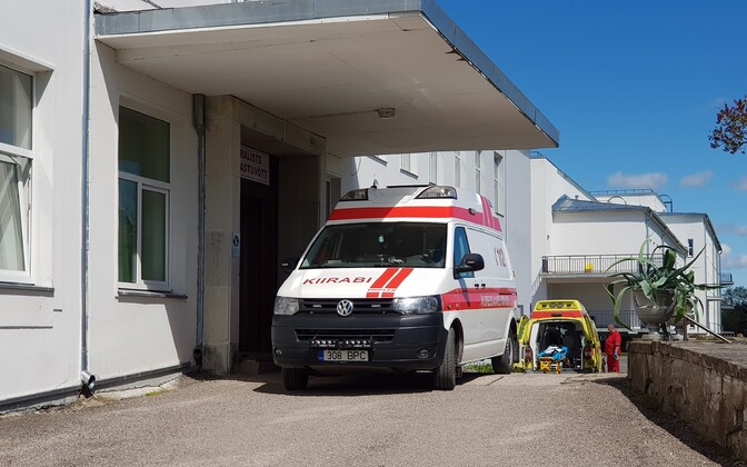 Курессаареская больница.
