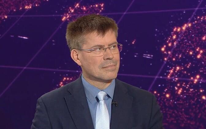 Health Board director Üllar Lanno.