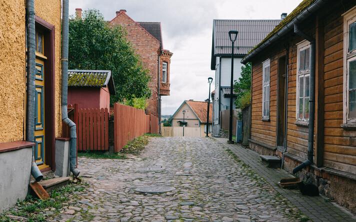 Viljandi tänavad