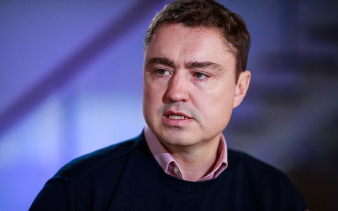 Former prime minister, Taavi Rõivas (Reform).