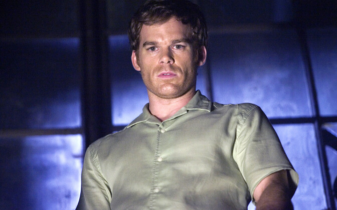 Näitleja Michael C. Hall sarjas