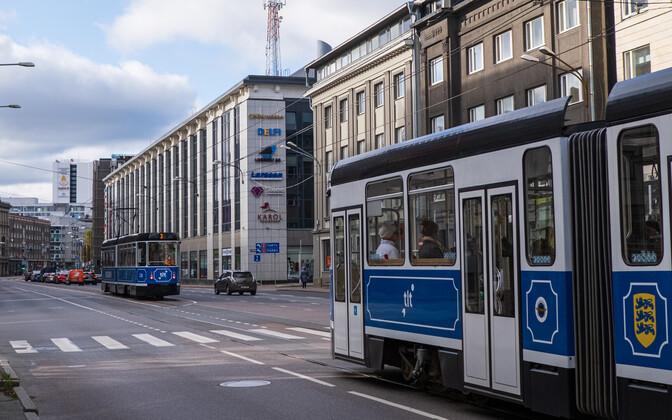 Всего в Таллинне работает свыше 1300 водителей общественного транспорта.