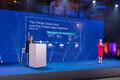 """Välisminister Urmas Reinsalu juhtis kolme mere virtuaalsel tippkohtumisel arutelu """"Smart Money""""."""
