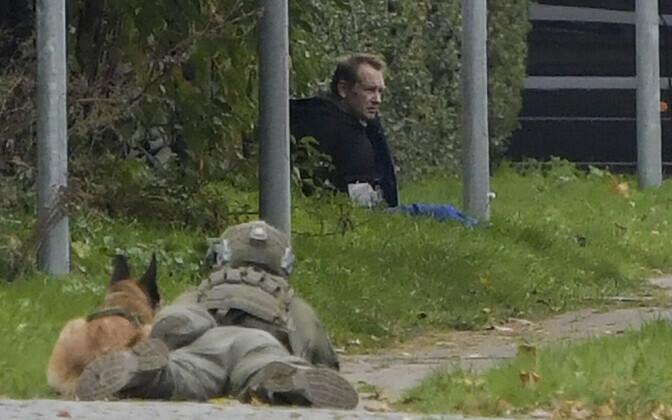 20 октября Мадсен попытался сбежать из тюрьмы.