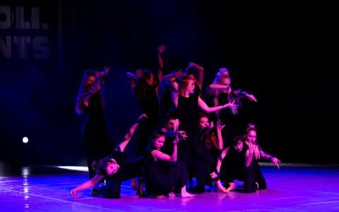 Koolitantsu piirkondlike tantsupäevade teine kontsert