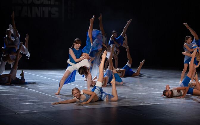 Koolitantsu piirkondlike tantsupäevade kolmas kontsert