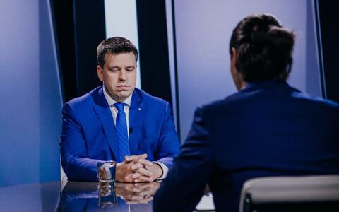 Премьер-министр Эстонии Юри Ратас в передаче