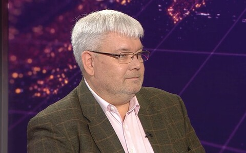 Политический обозреватель ERR Тоомас Сильдам.