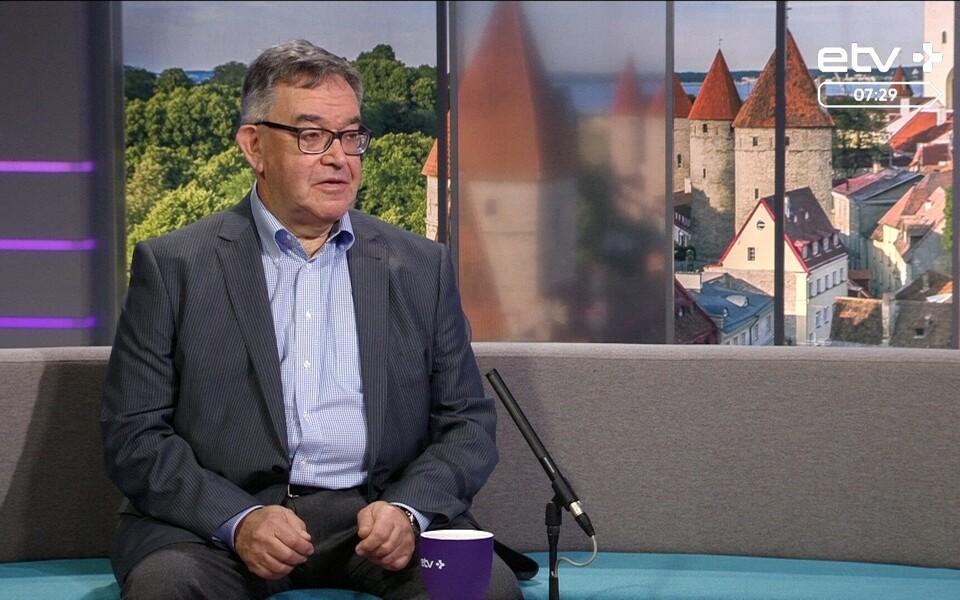 Владимир Вихляев.