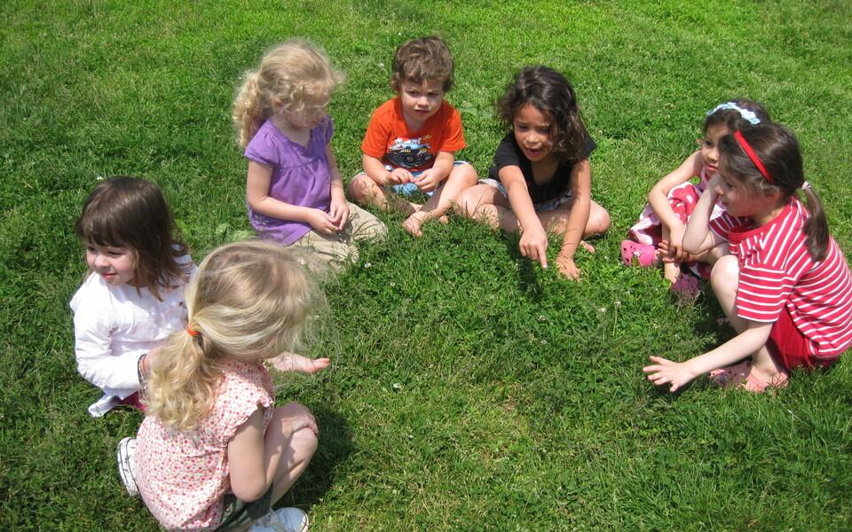 Kui lapsed said lühikest aega sel metsalapil mängida ja istutuskastides kasvavaid taimi hooldada, paranesid nende tervisenäitajad.