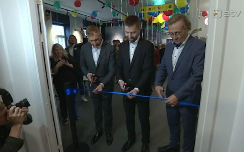 Eesti Spordi ja Olümpiamuuseumi uue püsiekspositsiooni avamine