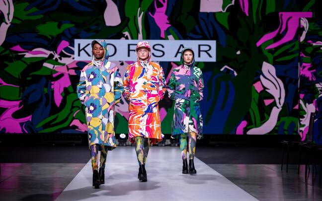 The Korsars kollektsioon Tallinn Fashion Weekil