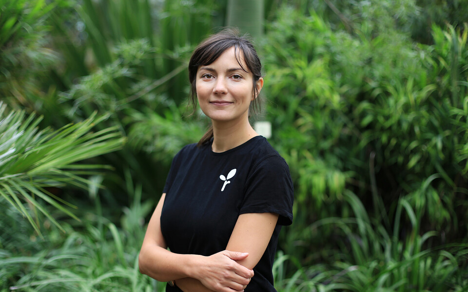 Roheliste erakonna esinaine Züleyxa Izmailova.