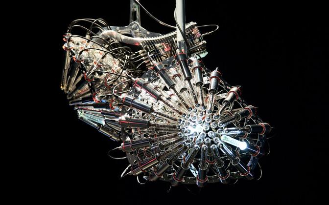 Kumu toob näitusesaali CERNi osakestefüüsikast inspireeritud kunsti