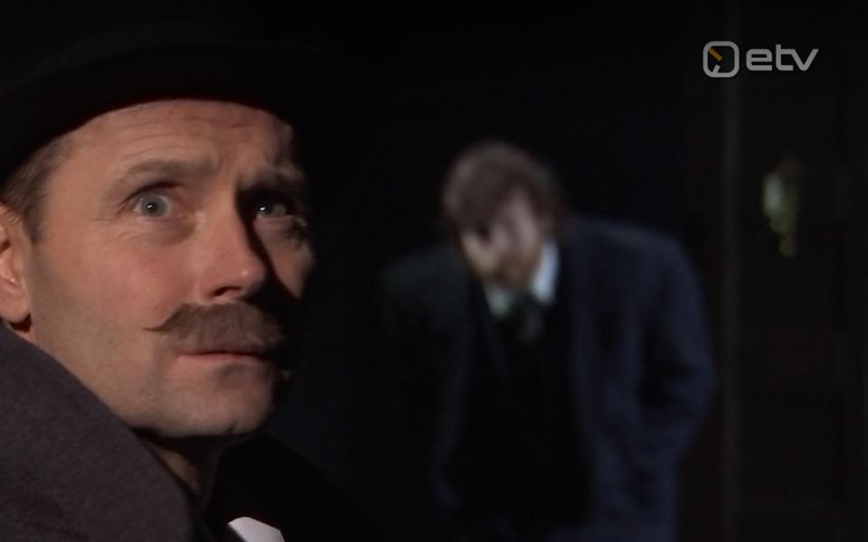 Tartu Karlova teater alustas sügishooaega Arthur Conan Doyle'i tuntud Sherlock Holmesi looga
